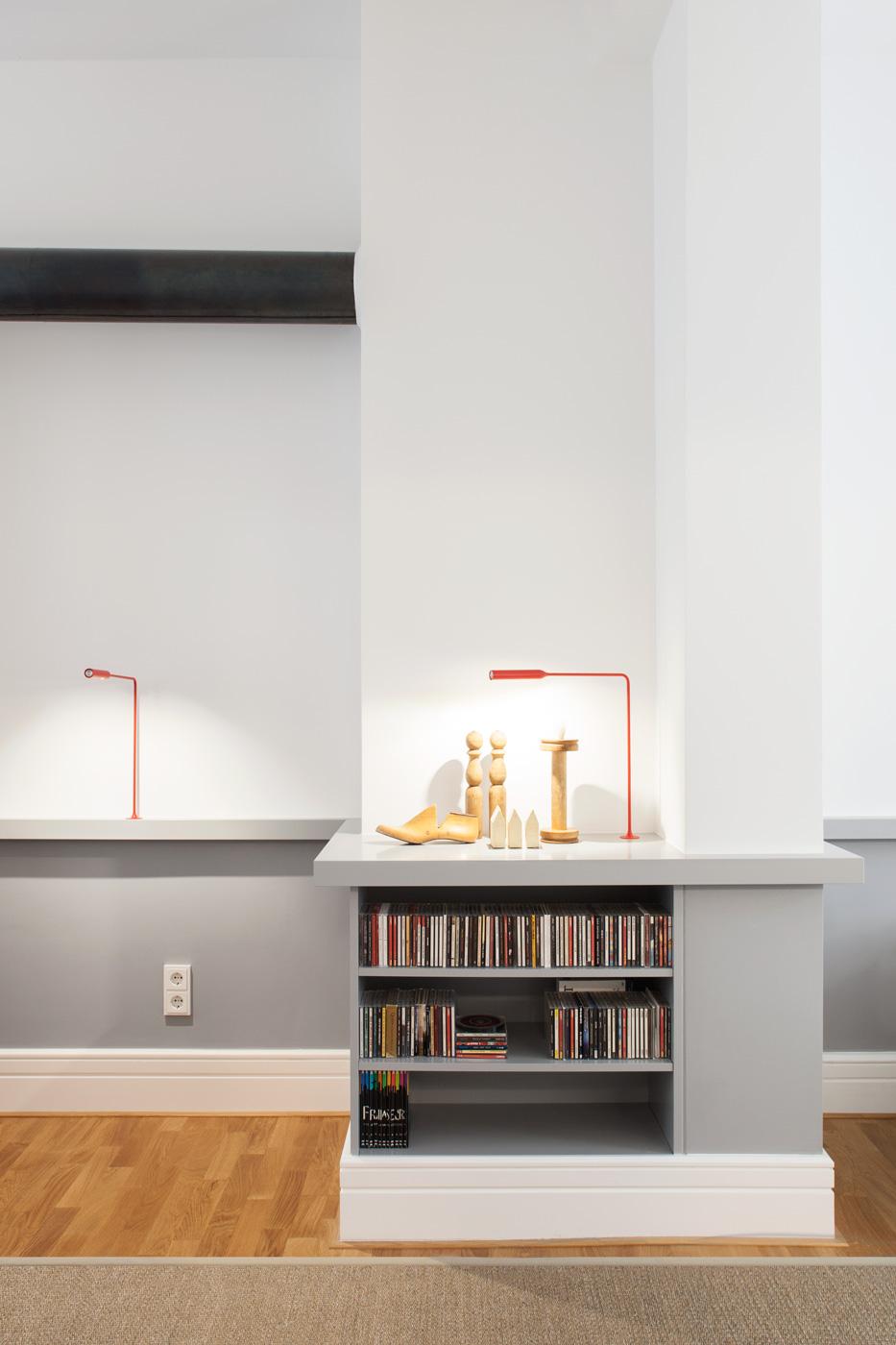 wohnung frankfurt buero weller innenarchitektur. Black Bedroom Furniture Sets. Home Design Ideas