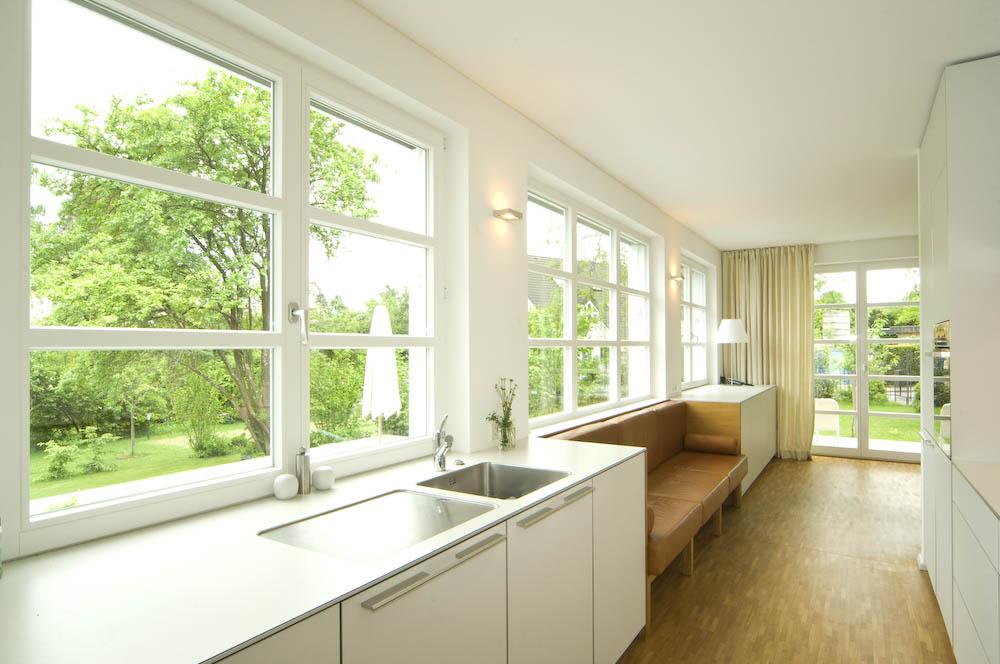 Wohnhaus oberursel buero weller innenarchitektur for Weller frankfurt