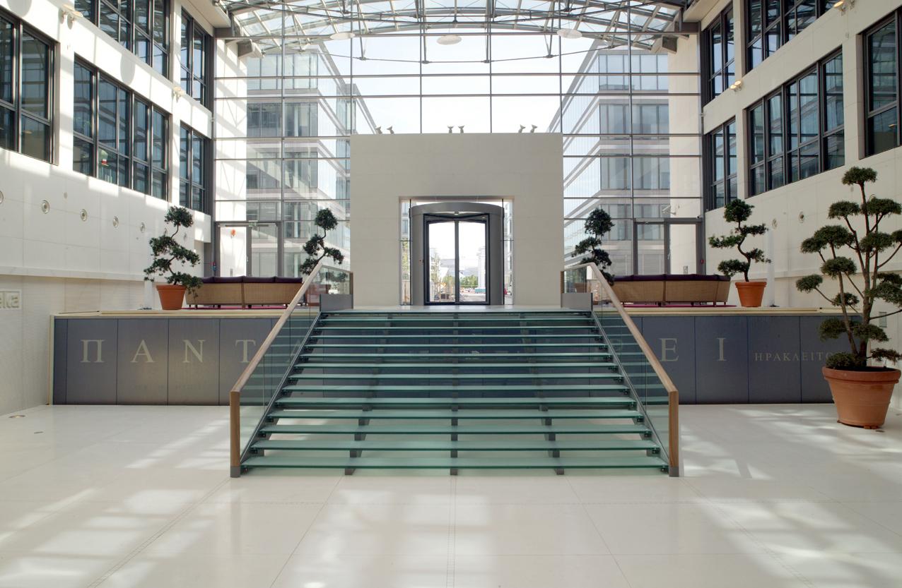 03-Eingangshalle:Treppe